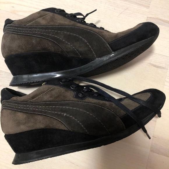Royaume-Uni disponibilité 2a4e4 f67a0 PUMA 96 Hours Athletic Boots Women's suede Shoes NWT